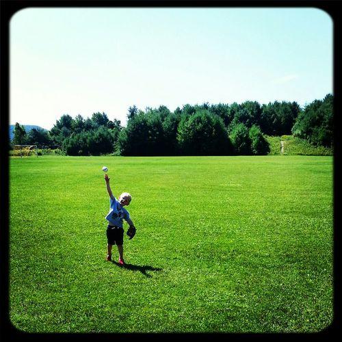 Longtoss Cannon Assistmachine Baseball
