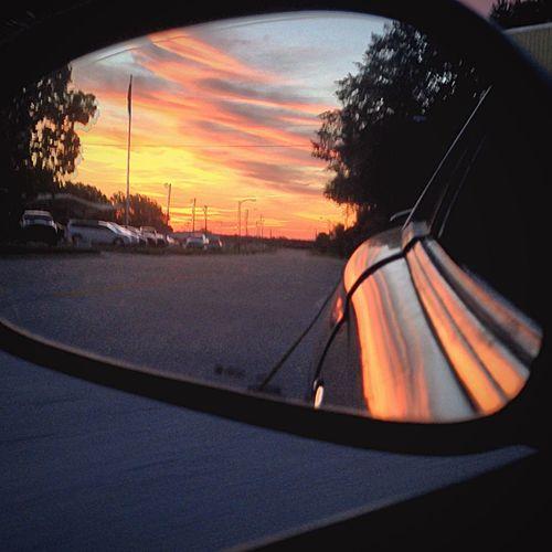 Enjoying Life Beautiful Kansas Sunset Kansasphotos