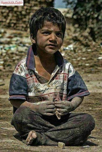 الفقر في العراق عدستي