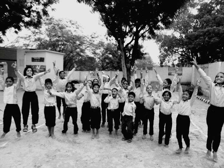 Togetherness Rural India Education First ! Innocence Childhood Happy Kids Back To School Smiling Bonding Beautiful Souls Unicef