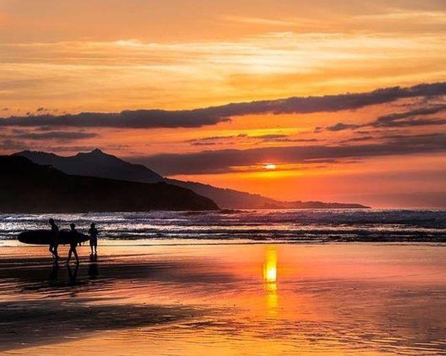 Beach Beautiful Nature Life Is A Beach Natural Beauty Coast Basque Beach Life
