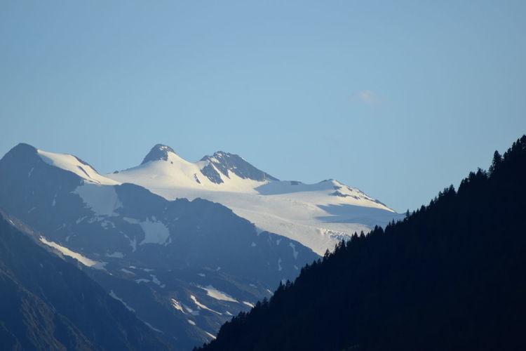 Gletscher im