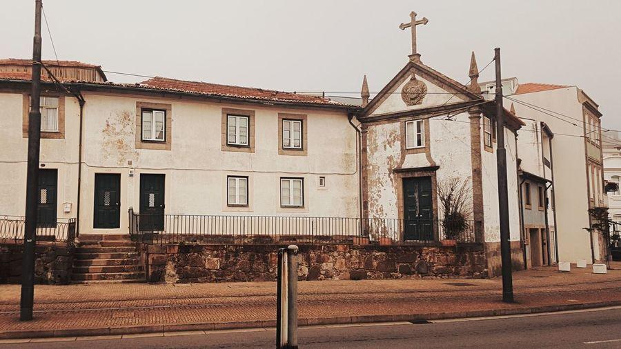 Original Porto Portugal ScenicsTravel Church Church Tower Built Structure Building Exterior Architecture Travel Destinations Tourism