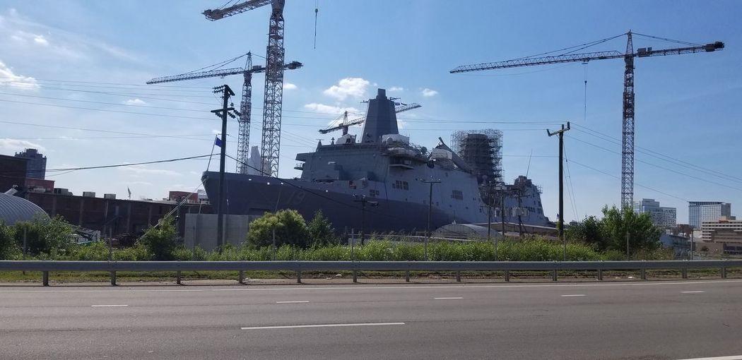 Navy Ship Navy