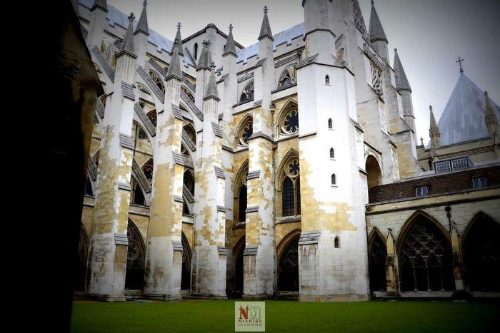 Abbaye Abbey Westminster Mylondon Angleterre  United Kingdom London Londres First Eyeem Photo