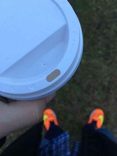 Caffeine to go!