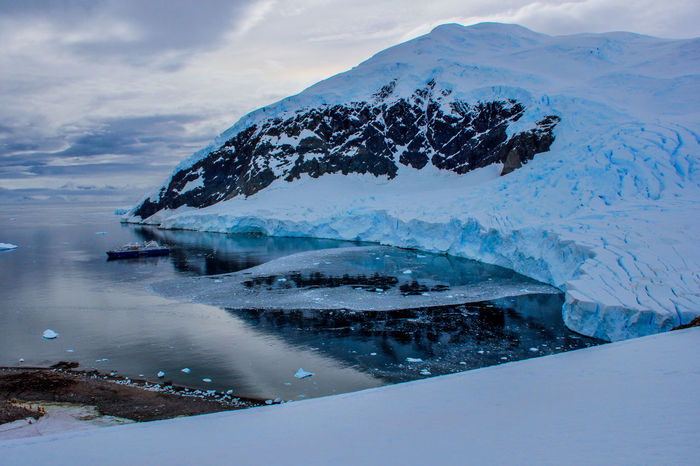 Antarctica Nature Iceberg Ice Antarctic Peninsula Ziseetheworld Ziwang Sea