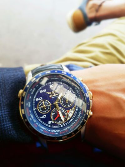 I love my watches! Watch Watches Blue NavyBlue Aviator Aviator Watch F-series