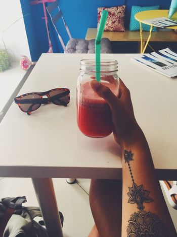 Tattoo Smoothies Summer Summertime Gelendzhik Russia