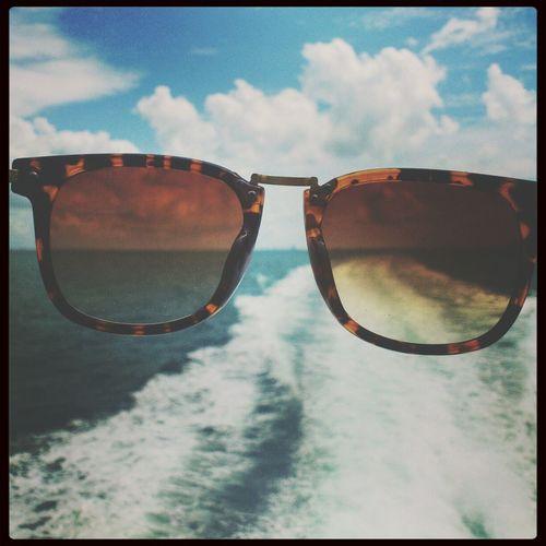 Summer through my sunnies Summer Sunnies Fashion Girlywords