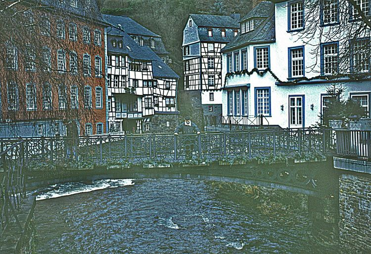 Monschau Eifel Germany Collection _ Hdr_oftheworld Bns_alleurope Streamzoofriends Streamzoofamily Myhdrworld Architecture Me On The Bridge Collection _ Hdr_oftheworld