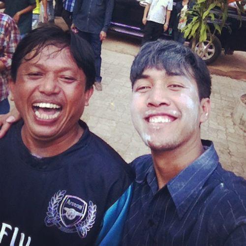 ยิ้มหน๋อยลุงปื๊ด😁😀 งานบวช พระกั๊ก Uttaradit Selfie
