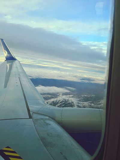 IPhone IPhoneography Anadolujet Fly AirPlane ✈ Türkiye