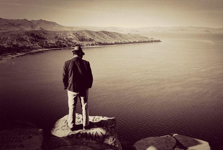 Lake Titicaca, Bolivia, photo by Antonio Olmos , www.antonioolmos.com