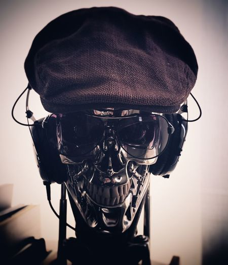 T800 No People Indoors  Protective Workwear Close-up Headwear Helmet Day