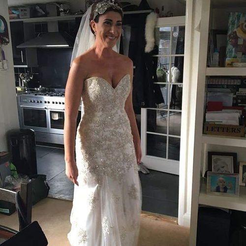 Thebigreveal Weddingdress Mydreamdress