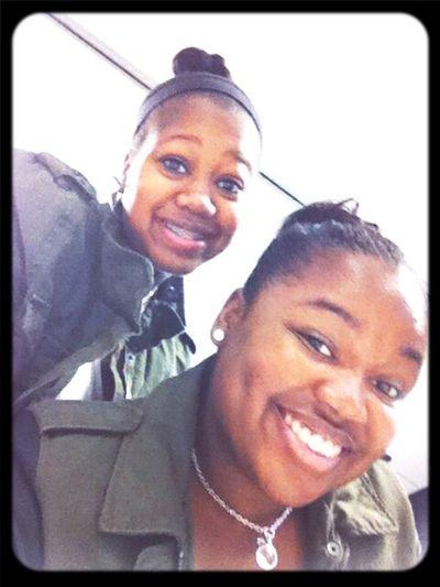 Me and kaykay! ;)