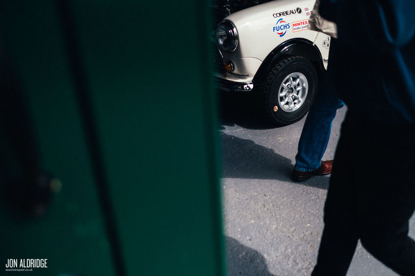 Bicester Bicester Heritage Candid Documentary Door Mini, Llandudno, Rally Relaxing Vintage W