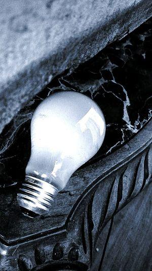 No Idea Elison Edison Inviaable Man Fiat Lux Ell