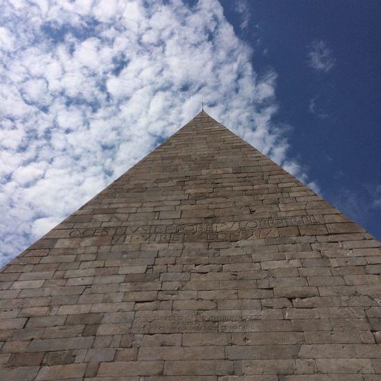 Pyramid of Cestius, Rome, Italy First Eyeem Photo