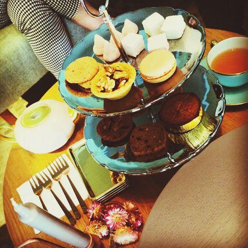 Ooh La Love Wedding Cake Cookies Tea Time