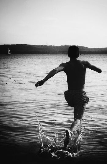 Summer in April Bw_collection Finding The Next Vivian Maier EyeEm Best Shots People Watching