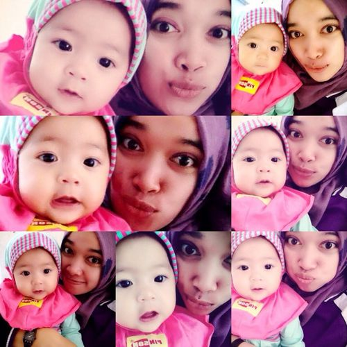 Taking Photos Hello World Enjoying Life Hi! Check This Out That's Me Cheese! Getting Inspired Quality Time Hijab All_shots Cute♡ Hijabfashion Hijabstyle  Natural Beauty Perempuanindonesia Im A Muslim Gadisbatipuh Love Naughty Baby Babygirl Babyhijab
