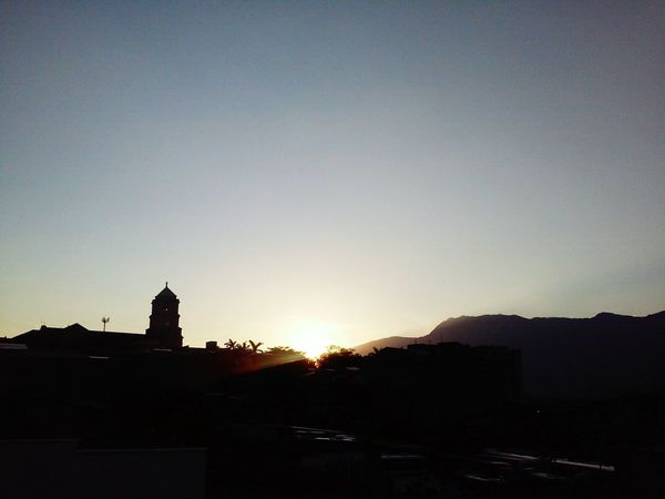 sunset BYOPaper!