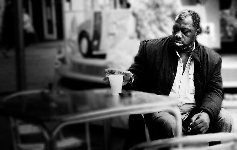 Black And White Shootermag Street Photography The Human Condition