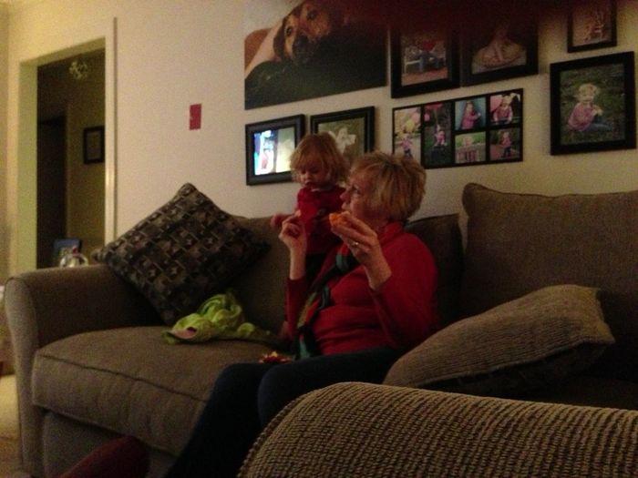 Izzy And Nunny