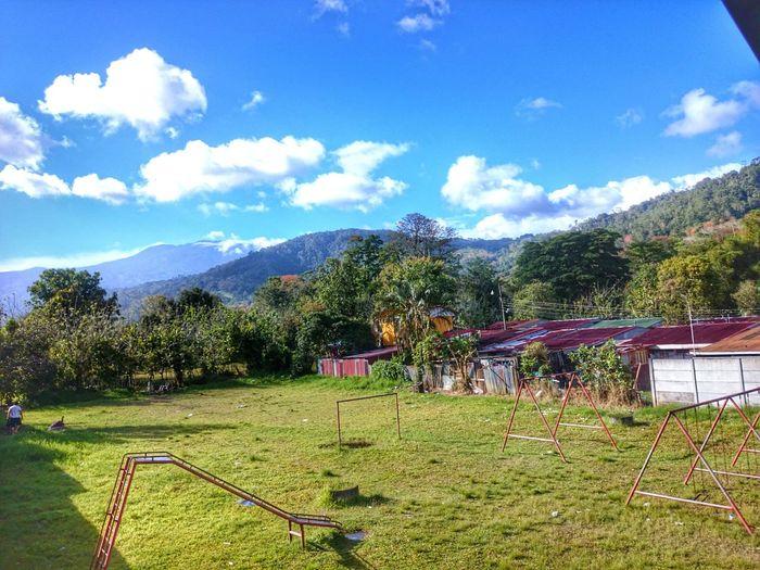 My backyard Taking Photos Popular Paradise Hello World Respect Costarica People Backhome Dream Mountain
