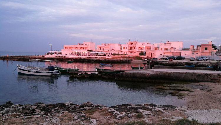 Outdoors Polignano Vacation Tramonti__italiani Sea Huawei P 9