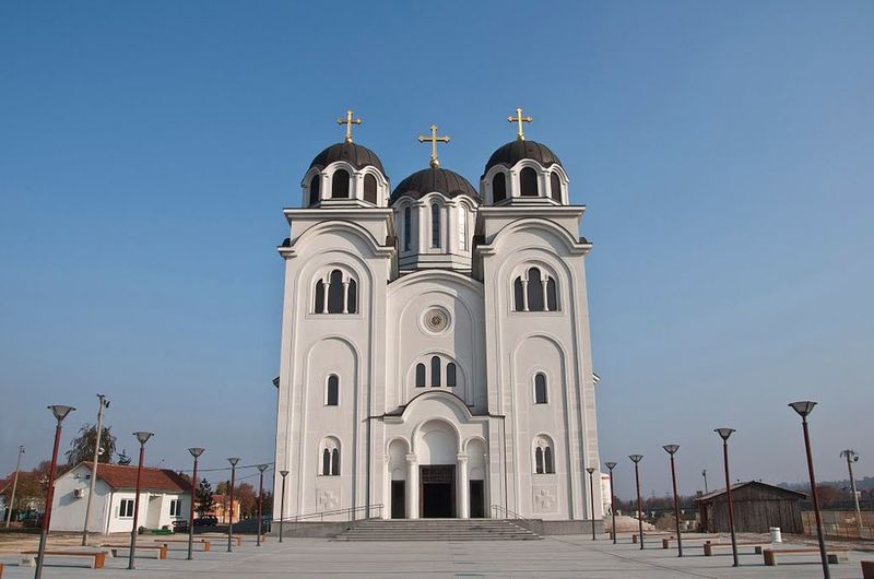 Church Valjevo