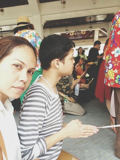 Withmom Bangkok ,thailand Songkran Festival
