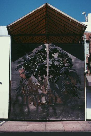 Abstract Art Beso Eva Longoria California