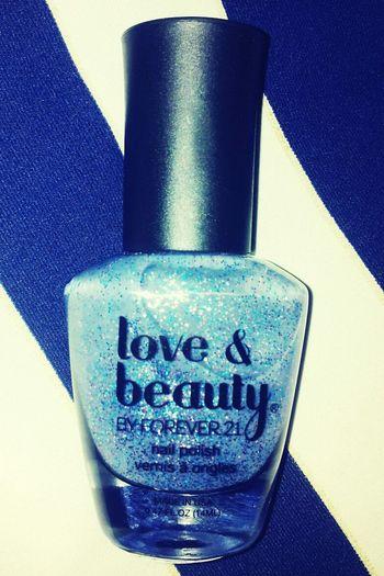 love&beauty by Forever21 Loveandbeauty Nailtime Nailpolish