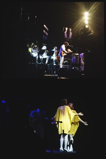 Lucius performing at Celebrate Brooklyn The Moment - 2015 EyeEm Awards
