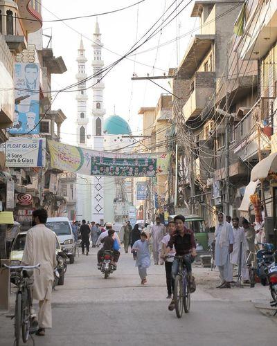 City Bicycle City Street Architecture Street Transportation Cycling Mode Of Transport Travel Destinations Building Exterior City Life RamdanMubarak Ramdan🎉🎉 Muslim; Islam; Masjid Muslim❤️