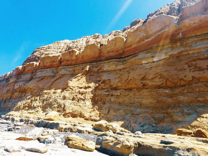 Del Mar Beach Cliff Park Beach Beachphotography Beautiful Outdoor Photography Nature_collection Nature Photography San Diego California Eunoialux EyeEm Selects Rock Face Mountain Desert Rock - Object Sky Close-up Geology Rugged Cliff Sandstone Rock Natural Landmark Rocky Coastline Rock Formation Arid Landscape Physical Geography Extreme Terrain Canyon Eroded