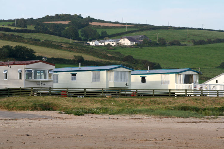 Caravan Holidays Caravan Park Holidays Home Trailer Park Wales Beach Caravan Coast Day Field Grass Holiday Home Home Away From Home Land Lodge Nature Sea Seaside Sky Static Trailer Uk Vacation Weekend Break