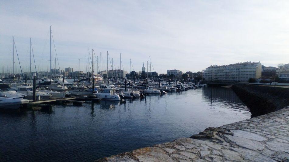 Port Arcachon Beauty In Nature Architecture No People Nature Bateau ❤️ Nature City Bassin D'Arcachon