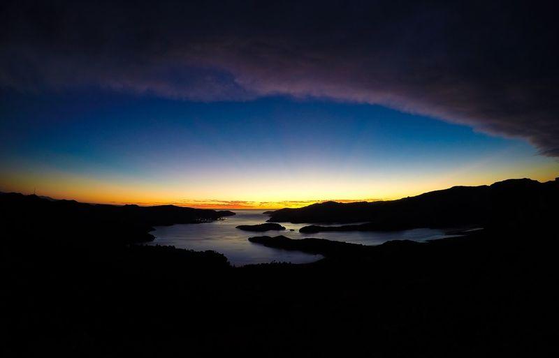 Sunrise PortHills Canterbury Newzealand Gopro Hero4 Goprooftheday