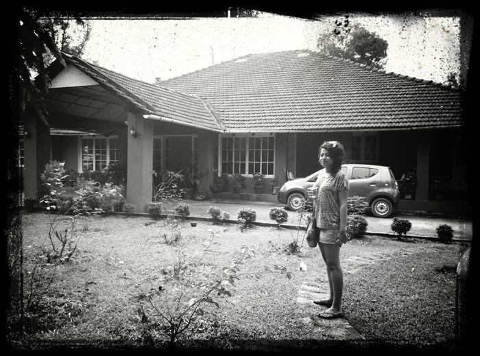 Sakleshpur Black&white Radcliffe Bungalow Holiday