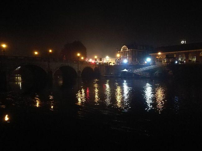 Night Illuminated Reflection Water Celebration City Outdoors Sky No People Nautical Vessel City Tranquility Landscape