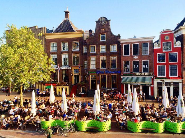 City Architecture Tourism Travel Destinations Destination Travel Viajar Viajesito A Europa Groningen Holland Holland Groningen Viajando Relaxing Cafe Time Adventures In The City