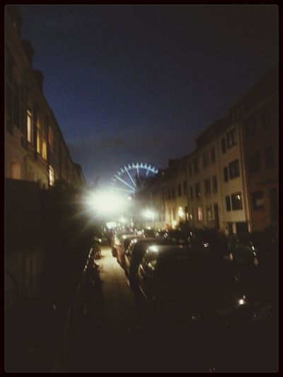 Ferris Wheel Bremer Freimarkt