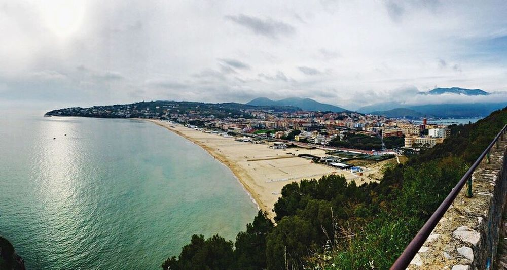"""""""But I've been tired from the minute I woke, I stopped listening the moment you spoke and said I'm long gone. Yeah, I'm long gone """" Gaeta Rivieradiulisse Music IPhoneography Adventure View Coast Serapo Weekendgateaway Walks Gone Italy Italia"""