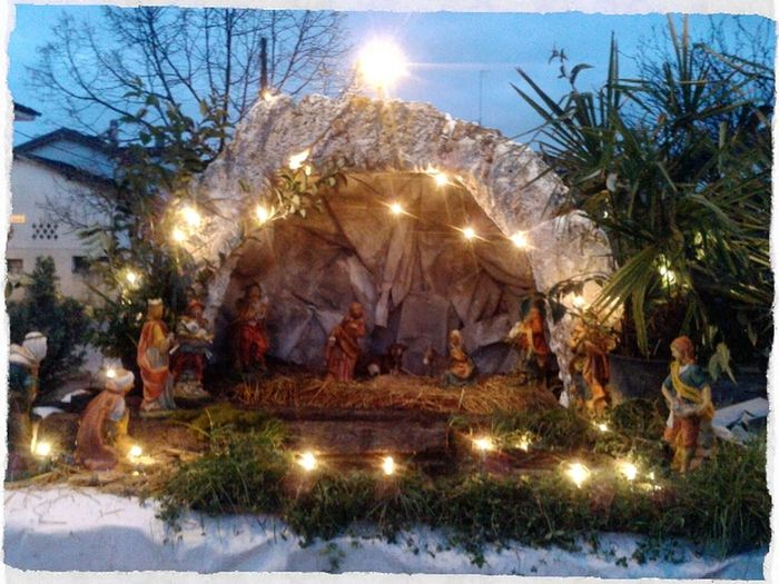 Merry Christmas! Presepe Taking Photos Check This Out