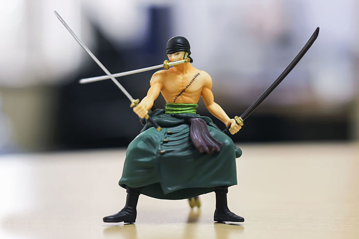 OnePiece Adult Cultures Day Full Length Men One Person Outdoors People Performance Roronoazoro Sports Event  Sword Warrior - Person Weapon Zorro