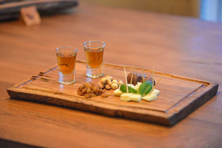Chopping Board Close-up Cutting Board Day Drink Drinking Glass Food Food And Drink Freshness Healthy Eating Indoors  No People Still Life Table Wood - Material